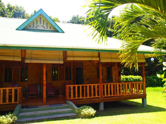 Bois d'Amour Guesthouse: Chalet Kokoleo