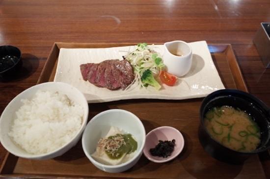 Iyemon Salon Kyoto Cafe Lounge: ランチセット