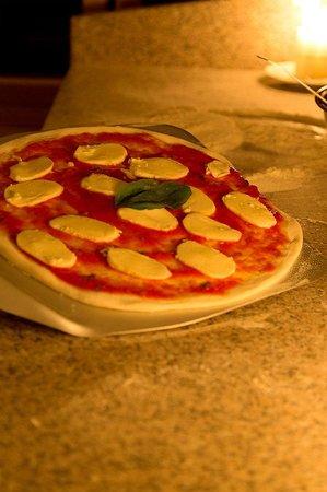 Donatella Ristorante Pizzeria: Varietà di pizze