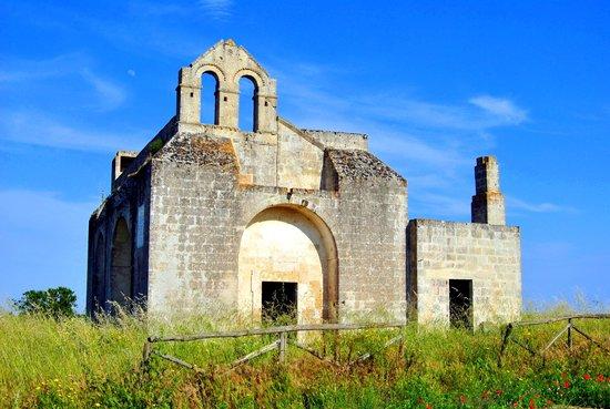 Chiesa di Santa Maria di Bagnolo