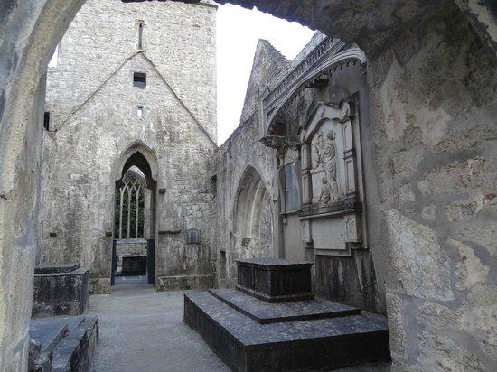 Muckross Abbey: аббатство
