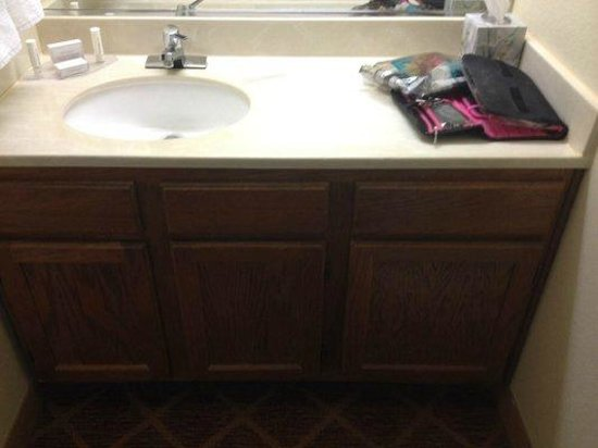 Residence Inn Rocky Mount: Bathroom Vanity