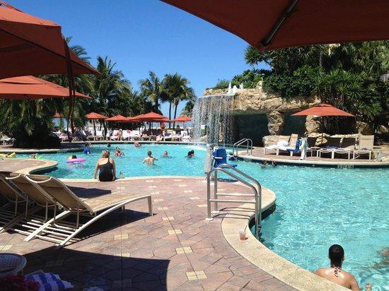JW Marriott Marco Island Beach Resort: Pool