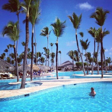 Iberostar Punta Cana: The Pool