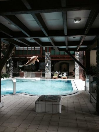 Puyuhuapi Lodge & Spa: spa
