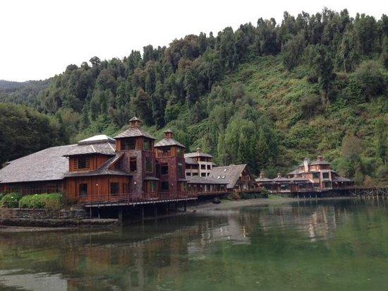 Puyuhuapi Lodge & Spa: lodge