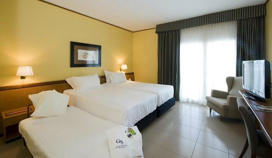 Hotel Playafels : Habitación en 1º línea de mar