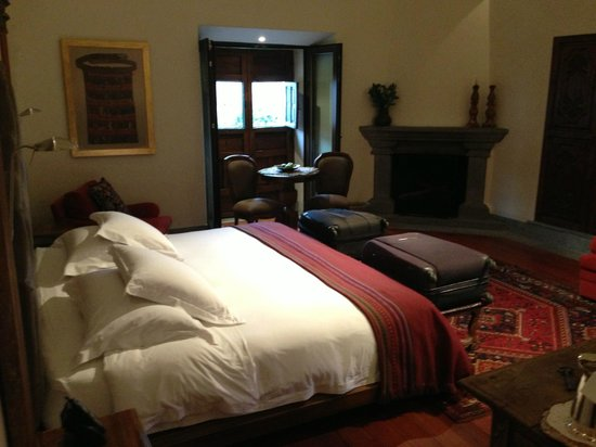 Inkaterra La Casona Relais & Chateaux : Bedroom (second stay)