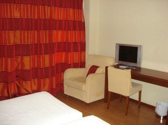 Turim Europa Hotel : Beau coloris