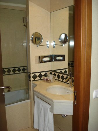 Turim Europa Hotel : Bains