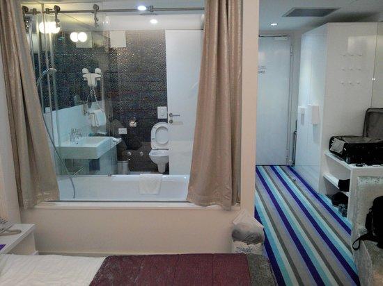 Hotel Luxe: Salle de bain