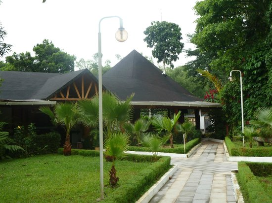 Terra Luna Lodge : hotel view