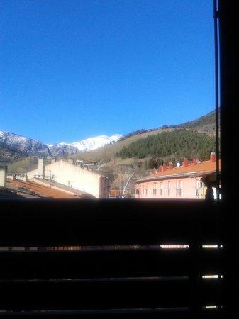 Ribes de Freser, Espanha: balcó