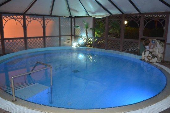 Hotel Terme Cristallo Palace: piscina termale esterna