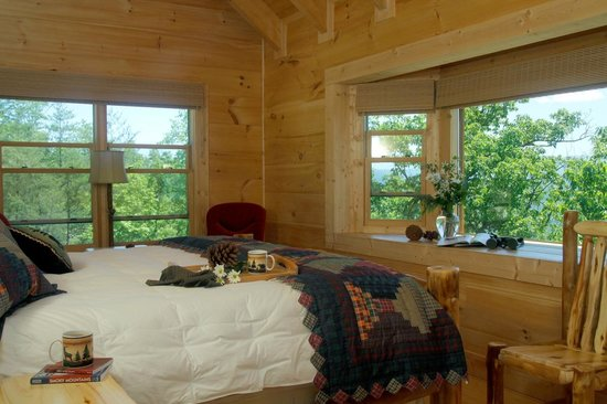 Chilhowee Mountain Retreat : Bear Room