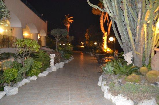Hotel Terme Cristallo Palace: esterno