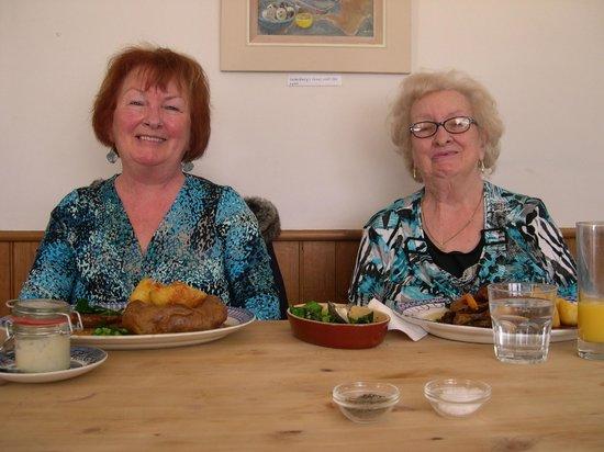 The Duck Inn: Mum and I