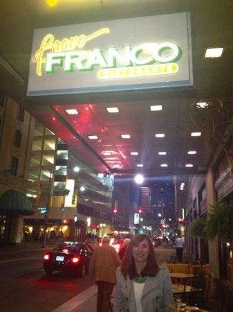 Bravo Franco: Convenient - Directly across from Heinz Hall in downtown Pittsburgh