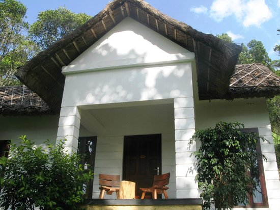 Niraamaya Retreats Cardamom Club - Thekkady: Our lovely cottage