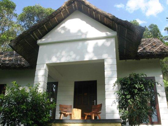 Niraamaya Retreats Cardamom Club - Thekkady : Our lovely cottage