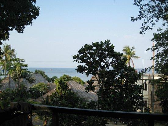 SriLanta Resort: Utsikt från Veranda 313