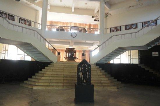 Goa State Museum: Internal view