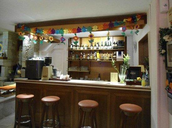 Fedriades Delphi Hotel : bar