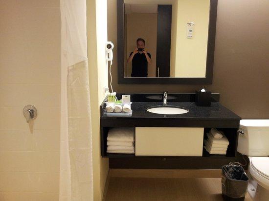 Holiday Inn Express Panama Distrito Financiero: Bathroom