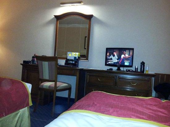 Killarney Plaza Hotel and Spa : Double room