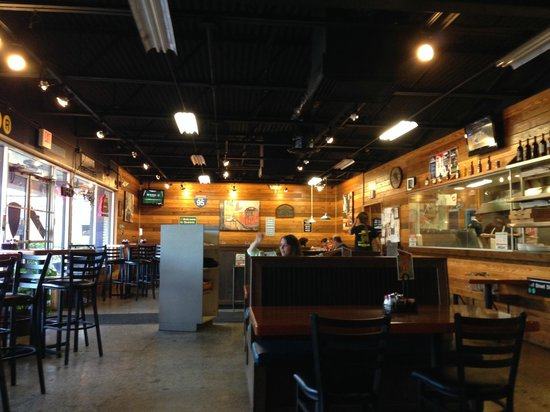 NYPD Pizza: View of the restaurant