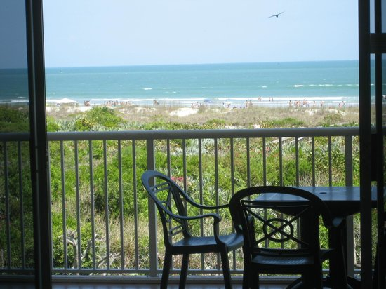 Holiday Inn Club Vacations Cape Canaveral Beach Resort : Ocean View