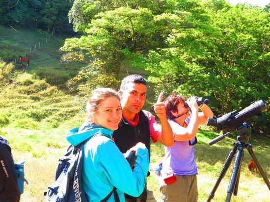 Curi Cancha Reserve : Notre guide Daniello