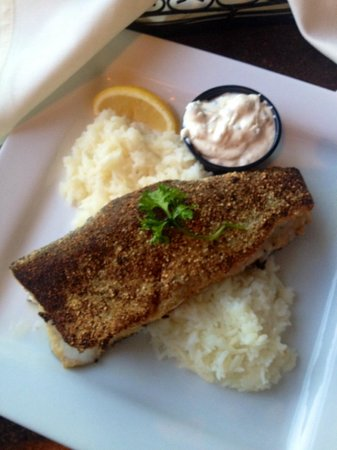 Mount Nittany Inn: Rainbow trout