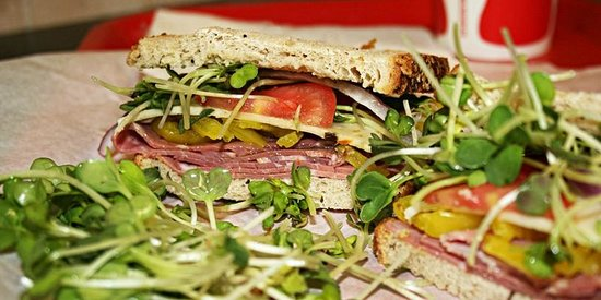 The Sandwich Bar: You don't have these ingredients at home
