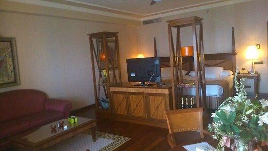 Gran Hotel Elba Estepona & Thalasso Spa: habitación