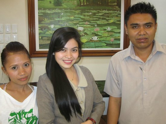 Main Hotel and Suites: wonderful staff