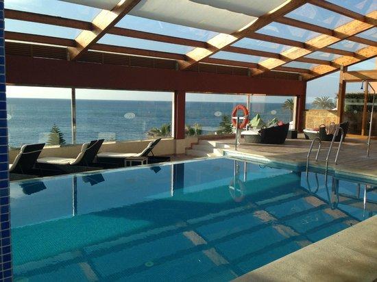 Gran Hotel Elba Estepona & Thalasso Spa: piscina climatizada
