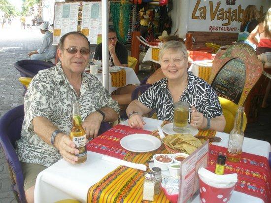Luncheon at La Vagabunda