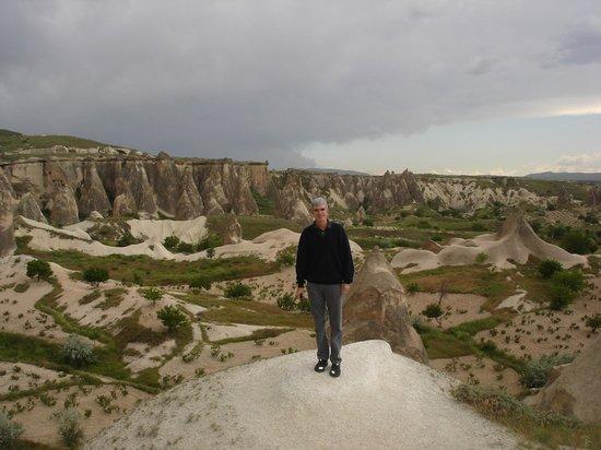 Pasabag: The endless mountains of Kapadokya