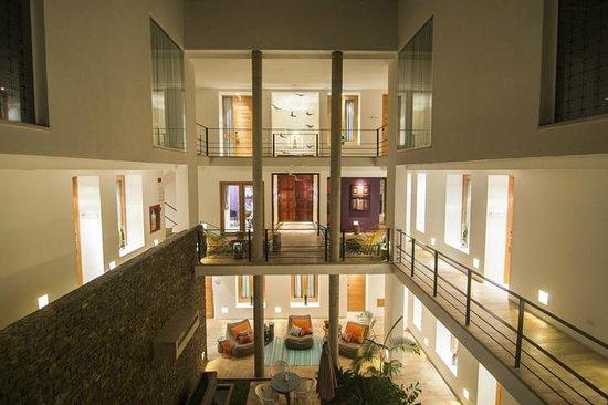 Hotel Boutique Isabel La Catolica: Una arquitectura moderna se levanta en las ruinas de una casa del Casco Histórico de Pampatar