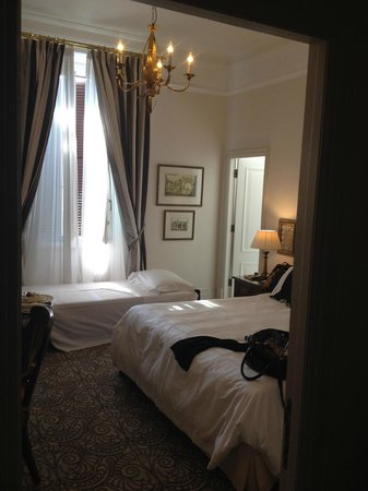 Hotel Eden - Dorchester Collection - Temporarily Closed: deluxe room