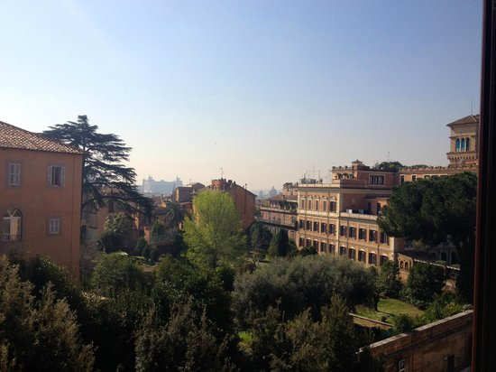 Hotel Eden - Dorchester Collection - Temporarily Closed: view from bedroom