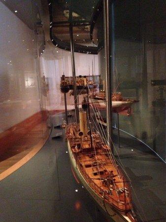 Art Gallery of Ontario (AGO): Model ships