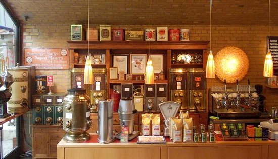 Sagers Kaffeeröesterei