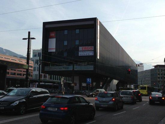 Ibis Innsbruck: vista esterna