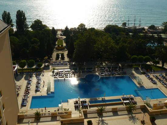 Melia Grand Hermitage: great view
