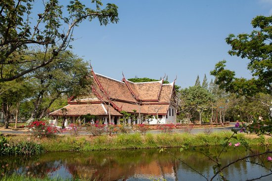 Ancient City (Mueang Boran): Экспонат парка
