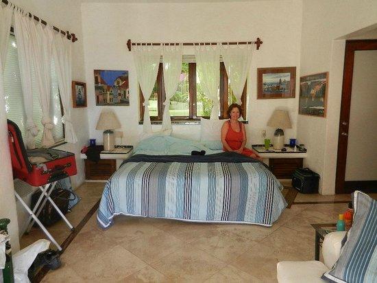 Casa Campana: Room #1