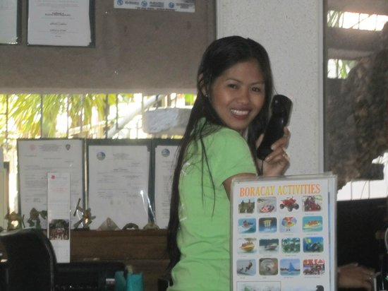 Turtle Inn Resort: Beautiful friendly staff