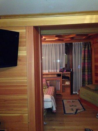 Hotel Dahu: Stanza 107
